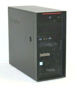 Lenovo ThinkStation P310 Xeon E3-1280 v5 3.7 GHz Quad Core 16GB 512GB SSD Win10