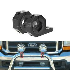 """Mounting bracket light clamp Bull bar roof roll cage 1.5"""" 2"""" tube 4x4 Tractor"""