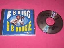 BB King B B Boogie 18 Track CD Album Rock Chicago Blues