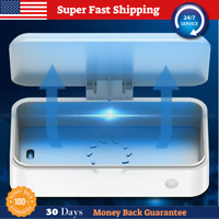 Multifunction Automatic UV Sterilizer for Mask Toothbrush Mobile Phone Box NEW