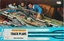 HORNBY RAILWAYS TRACK PLANS 3rd EDITION 32 PAGES