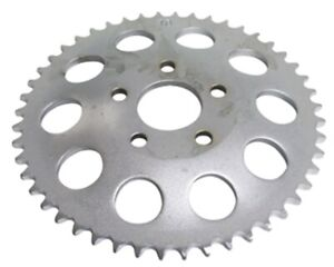 79-81 Harley Sportster 1000 Chrome Rear Chain Sprocket 51T 41470-73A 75309