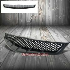 Black Diamond Mesh Style Replacement Grille For 06-08 Civic FG1 Coupe 1.8L/2.0L