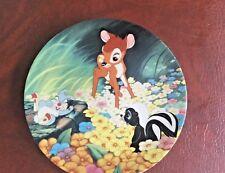 The Bradford Exchange Bambi Collector plates