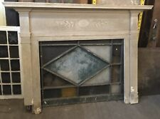 Early Fireplace Mantle