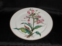 Villeroy & Boch Botanica Round Chop Plate Platter Nicotiana Tabacum Pink Floral
