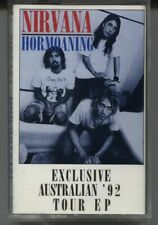Nirvana: Hormoaning (Exclusive Australian '92 Tour EP) - Cassette / Very rare