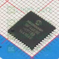 1PCS PIC18F46K80-I/PT IC MCU 8BIT 64KB FLASH 44TQFP Microchip