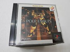 PSX SONY PLAYSTATION JAP NTSC POLICENAUTS 2CD - KONAMI - NO SPINE