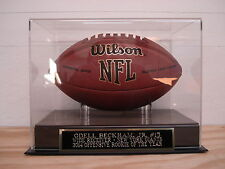 Display Case For Your Odell Beckham Jr New York Giants Signed Football