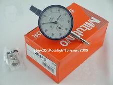 Brand New Mitutoyo 2046S Dial Indicator 0.01mm Grad SDH040
