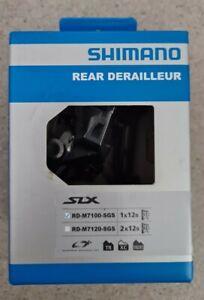 Shimano M7100 SLX Rear Derailleur 12 Speed Shadow+ SGS