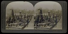 Antique Keystone US Military Stereoview World War Soldiers WWI