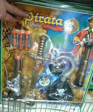 Set pirata uncino pistola kit gioco di qualità giocattolo toy
