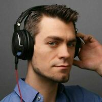 Professional Studio DJ Headphones With Microphone Oneodio Over Ear Wired HiFi