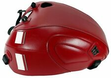Triumph STREET TWIN 900 2016 BAGSTER TANK COVER protector CRANBERRY RED 1717A