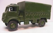 DINKY TOY #623 Bedford Army 3-Ton Truck Excellent Condition