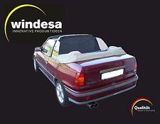 Opel Kadett E Cabriolet CONVERTIBLE WIND DEFLECTOR wind stop screen (Bodi M)