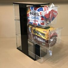 Dalebrook Clear Acrylic Breadbin - Food Display Storage - Factory Seconds