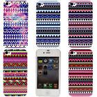 ►► Coque IPHONE 4 - 5 ou 5C - Motif AZTEQUE - BE FASHION!! (case cover aztec)