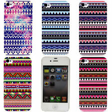 IPHONE Shell 4 - 5 Or 5C - Pattern Aztec - Be Fashion ( Case Cover Aztec)