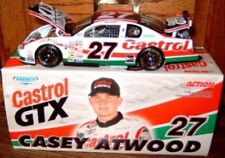 2000 Action Winners Circle Casey Atwood 1/24 1/64 2-car Lot Chevrolet Castrol