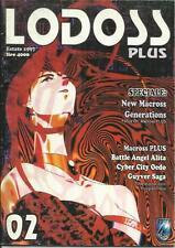 LODOSS PLUS n° 2 (Rock'N'Comics, 1997) MANGA ANIME