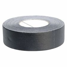 "Hosa Technology GFT-447 Black Gaffer Tape 2"" x 60 Yard Roll"