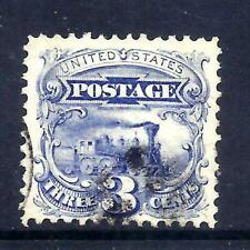 US Stamps - #114 - USED - 3 cent 1869 Pictorial Issue - CV $16