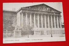 PARIS LE PALAIS BOURBON COLLECTION PETIT JOURNAL ASSEMBLEE NATIONALE