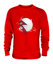 NEPAL FOOTBALL UNISEX SWEATER TOP GIFT WORLD CUP SPORT