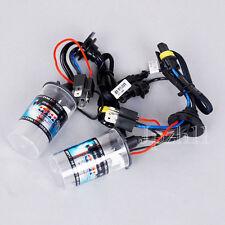 2X Car HID Xenon Headlight Lamp Light H4-2 6000K 55W Bulbs Hi-Xenon Low-Halogen
