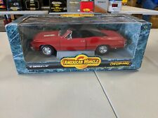 1:18 Ertl American Muscle '67 CHEVELLE L-78 Red