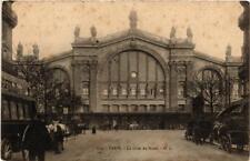 CPA PARIS (10e) La Gare du Nord. (563849)