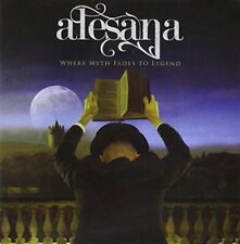 Alesana - Where Myth Fades To Legend CD NEU