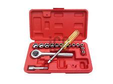 17 piezas mecánica 0.6cm UNIDAD Set de vasos en práctica caja pequeña