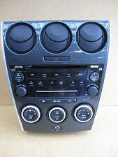Mazda 6 Radio Estéreo Reproductor de CD 6 Cds Adaptador GP9E66DSX Original