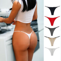 Womens Sexy Panties Knickers Low Rise Briefs G-string Thong Lingerie Underwear