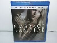 Embrace of the Vampire (Blu-ray/DVD, Canadian, Region A, 2013) NEW