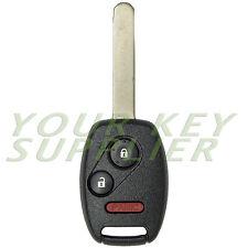 New Uncut Replacement Keyless Remote Head Key Fob MLBHLIK-1T for CRV FIT Insight