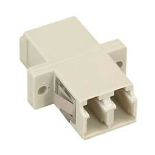 LC-LC Fiber Optic Multimode Duplex Coupler / Adapter