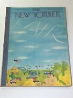 The New Yorker: September 30 1961 - Full Magazine/Theme Cover Ilonka Karasz
