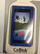 Nokia N9-00 Silicon Case - Blue SCC4516BL Brand New Sealed in Original packaging