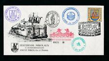 So-Stempel 1988 St.Nikola/Donau mit Schiff MS Maria + MSB Nikola beförder (CH14)