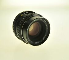 Early Old Style Smc Pentax 55mm F1.8 Camera Lens Asahi #1298090