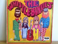 THE      WHISTLEBINKIES          LP      THE  WHISTLEBINKIES