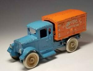 1928 8 inch KILGORE ARCTIC ICE CREAM TRUCK Beautiful Truck