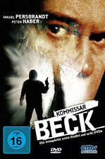 """8 DVDs * KOMMISSAR BECK - STAFFEL 1 # NEU OVP """""""