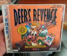 Deer's Revenge -  PC GAME- FREE POST