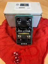ZVEX Box of Rock Vertical Effektpedal Made in USA